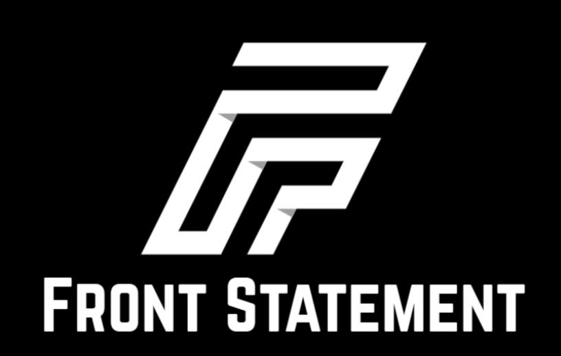 Front Statement